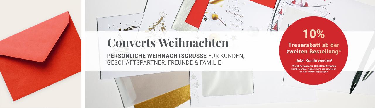 Couverts - Weihnachten