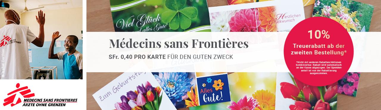 MÉDECINS SANS FRONTIÈRES
