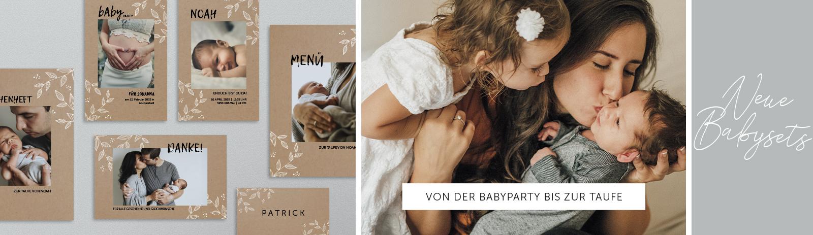 Geburt & Taufe
